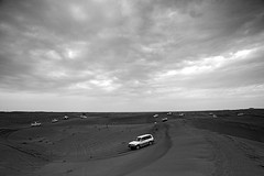 Dune Bashing (mark brown dxbphoto) Tags: sky mountains clouds canon landscape dubai desert uae oman uaephotographer dubaiphotos dubaiphotographer dubaiprofessionalphotographer uaeprofessionalphotographer
