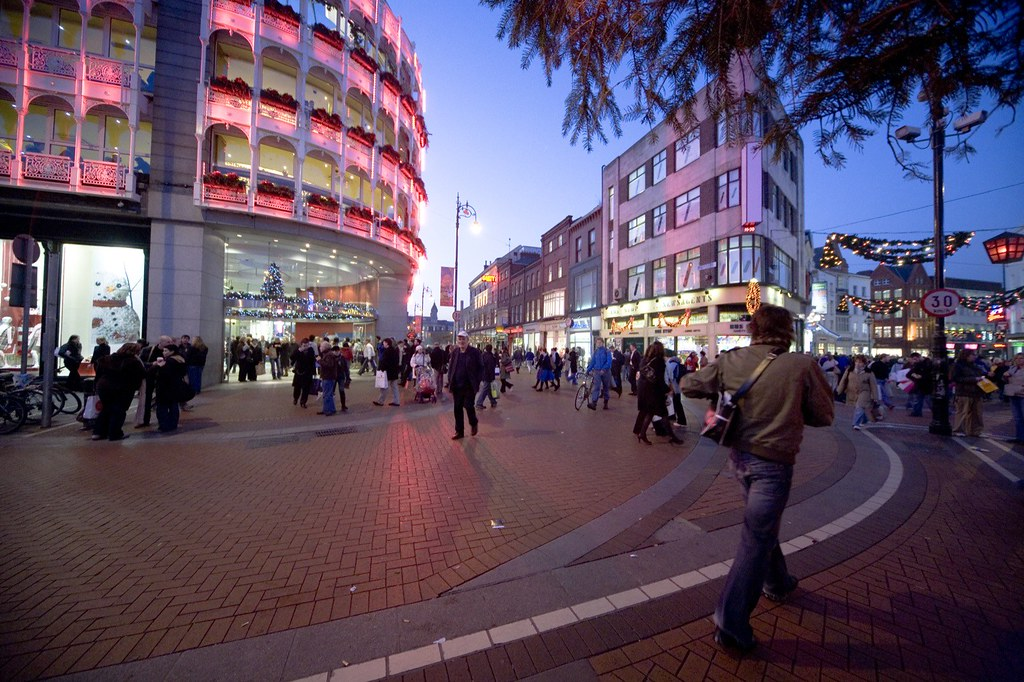 Stephens Green Shopping Centre