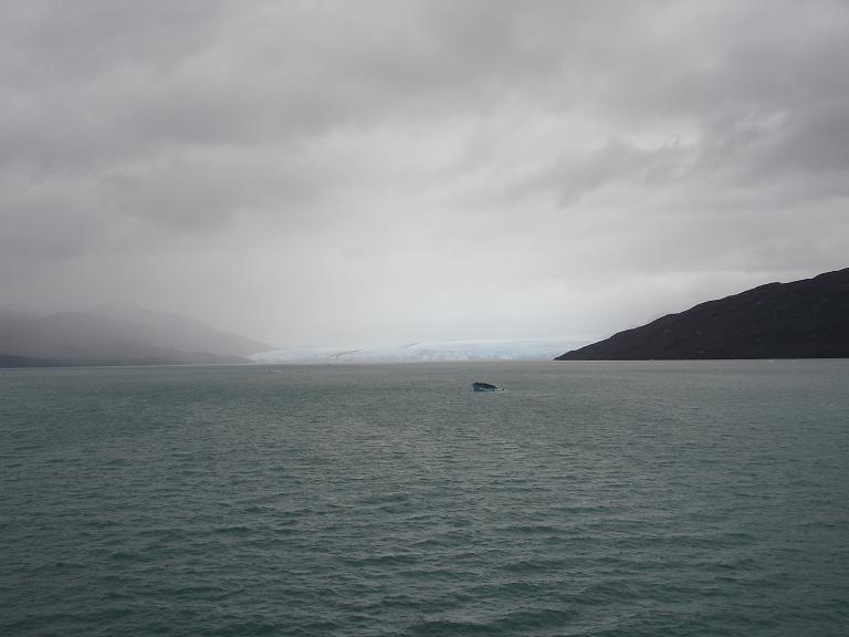 Glacier - Distance