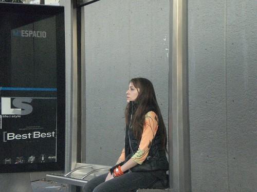 Waiting by SanGatiche