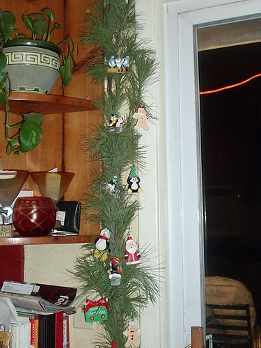 Hanging ornaments 2006