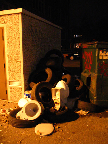 Tires n' Toilets