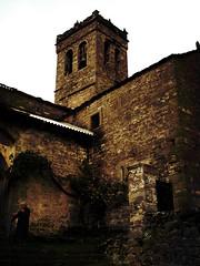 Iglesia Asin de Broto (bizen99) Tags: españa sepia spain huesca iglesia pirineo asindebroto