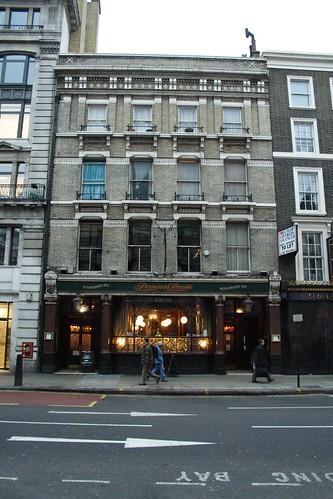 Bares en el centro de Londres