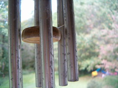 chimes04.JPG (blakeemrys) Tags: metal backyard pipes windchimes chimes