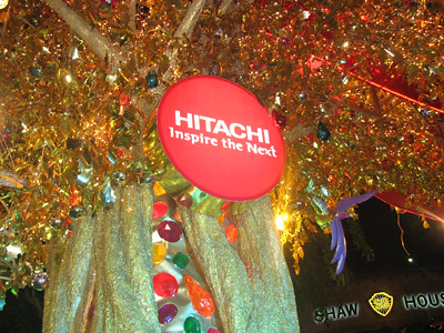 The Hitachi Tree