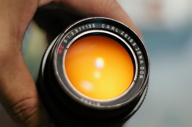 [分享]新入手的「老」鏡頭--CZJ MC S 135mm/3.5試拍