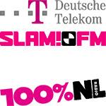 Deutsche Telekom, SLAM!FM, 100%NL)