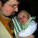 Evan & Daddy
