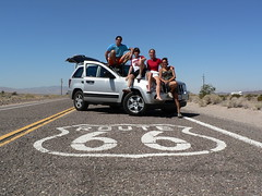 Route 66 (Thyrza2006) Tags: 2005 usa route66 arizonacalifornia