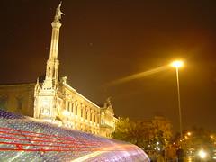 Plaza Colon (erdeleong) Tags: madrid espaa rastro edeleon