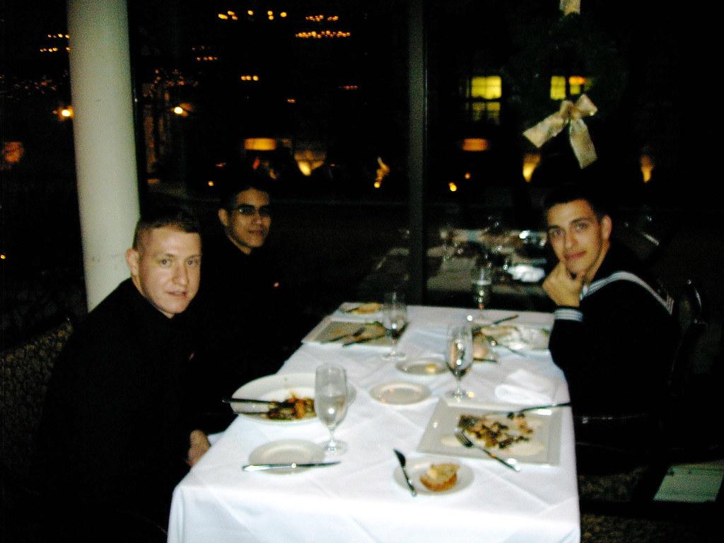 Sailors at Dinner