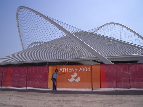 El Velodromo mas bello del mundo en Atenas 337879163_da6e54123c