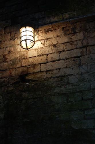 Dim -- san francisco sanfrancisco alcatraz bay area prison jail lamp dim