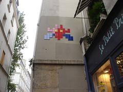 Space Invaders Paris, 2005