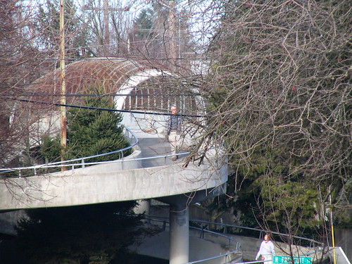 Stanich Foot bridge