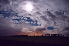 There Are Worse Things In This World (chimpaction) Tags: longexposure light moon night clouds d50 scotland nikon aberdeenshire pollution balloch alford cairnballoch stronehill