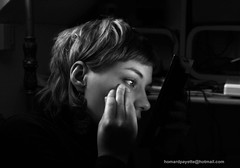 ann mirror (homardpayette) Tags: original portrait people beautiful wonderful portaits homardpayette domshine photobreakdance photographebreakdance photographerbreakdance