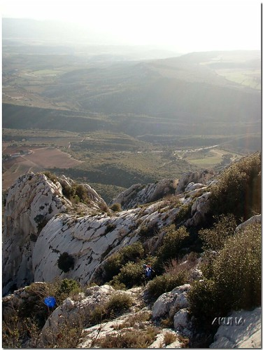 Trail OFF sainte victoire 2007 (140)reworked