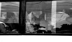 IMG_2668 (Sam's Exotic Travels) Tags: nepal woman white man reflection bus window beard sam cape kathmandu sams travelphotos samsays samsexotictravelphotos exotictravelphotos samsayscom