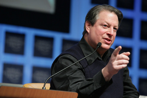 Al Gore - World Economic Forum Annual Meeting Davos 2005