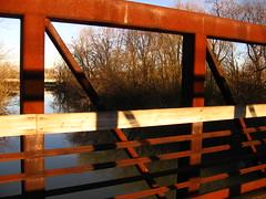 (miserena) Tags: bridge november rust ottawariver