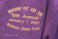 2007 Fat Ass 50K