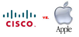 Cisco vs Apple