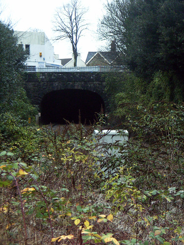 Stoke Tunnel entrance