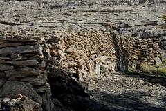 Tufa wall (Bob Reimer) Tags: wall architecture fieldtrip oman tufa enhg wilayatmahdah afrathe