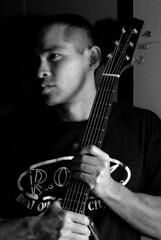 Curt Yagi musician portrait
