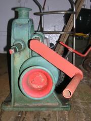 Winch handle