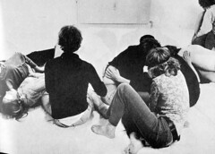 027 (@nightgolfer) Tags: bw men sex vintage copenhagen denmark book scans women pages group hans experiment retro danish blindfold reitzel