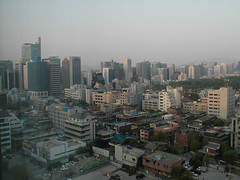 Skyline Seoul Korea 000008