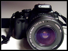 EOS 400D:  Get your Kit out! (15/365)