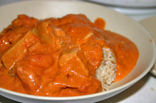 Mocked Chicken Makhani