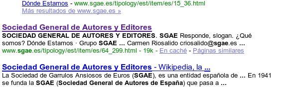google-sgae