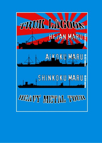 Truk Lagoon Heavy Metal Tour