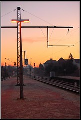 Darmstadt Nord Station - by paulwb