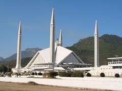 Shah Faisal Masjid (Suh@il) Tags: pakistan building muslim islam mosque constructions islamabad religiousbuilding sonyh5