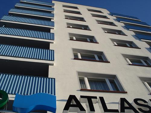 Haus des Atlas