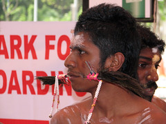 Thaipusam (Mimi_K) Tags: festival singapore shiva devotees hindu thaipusam parvati murugan skewers kavadi velkavadi
