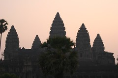 Five Towers of Angkor Wat