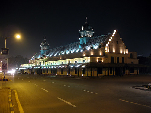 Tollinton Market, Mall Road, Lahore