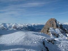 Looking towards Meribel Valley from Saulire (tom_bennett) Tags: ski meribel freshsnow freshminds