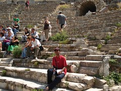 Odeon, Di Dlm Ephesus, Selcuk, Turkey