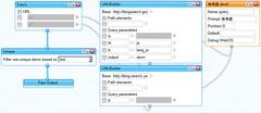 Yahoo! Pipes : Yahoo & Google ブログ検索パイプ完成