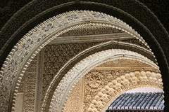 Arcos Del Alhambra - by Brian W. Tobin