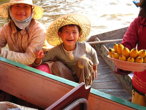笑的很燦爛的海盜
