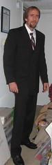 Rob's suit